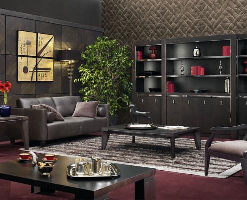 Aranżacja salonu w nowoczesnym stylu