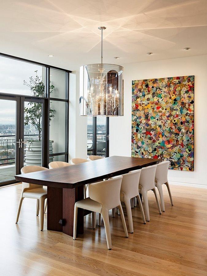 Formal Dining Room Wall Art