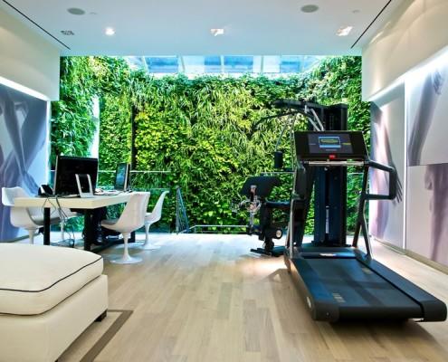 Aranżacja siłowni w domu