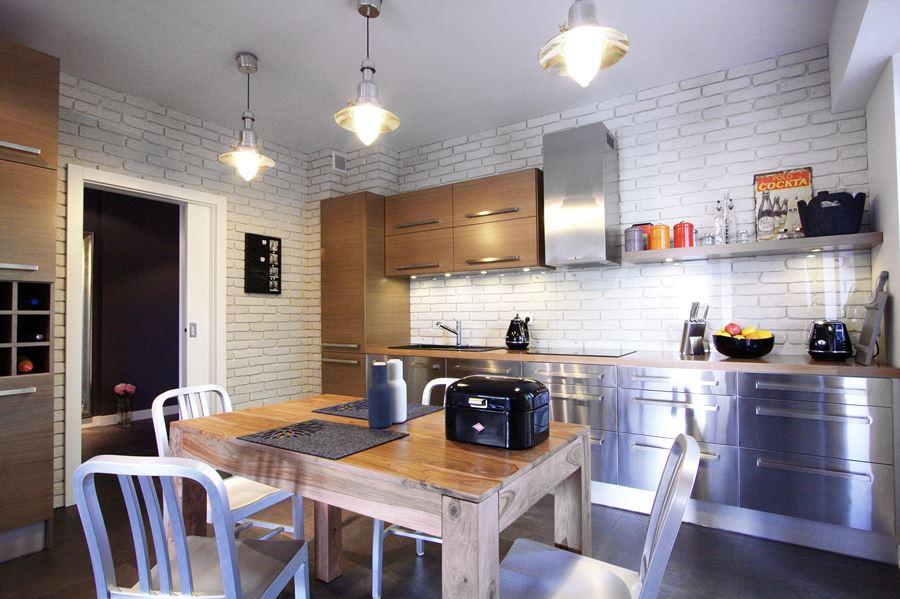 Meble kuchenne ze stali nierdzewnej - jak urządzić kuchnię