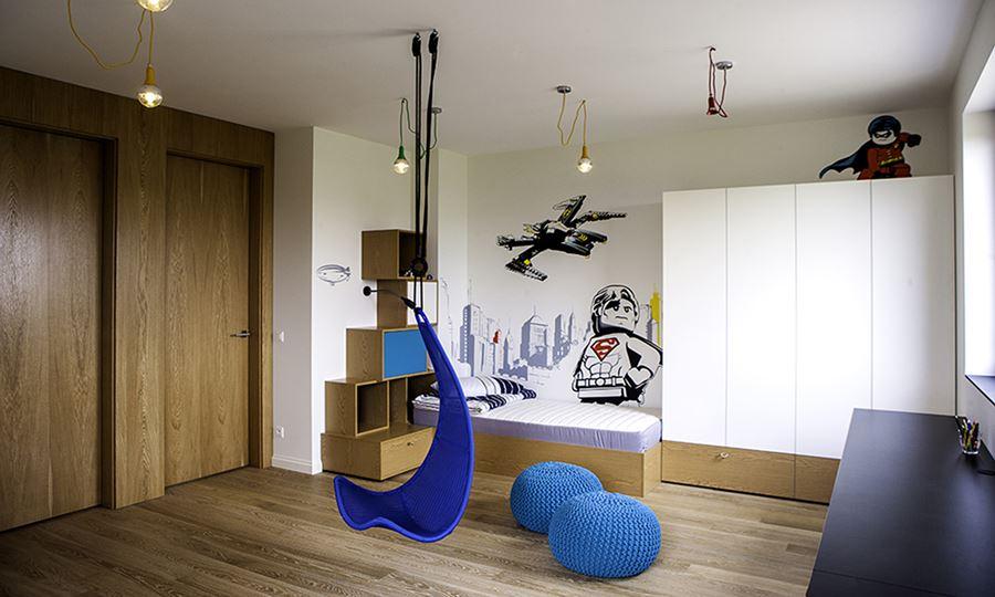 tematyczny pok j dla ch opca inspiracja homesquare. Black Bedroom Furniture Sets. Home Design Ideas