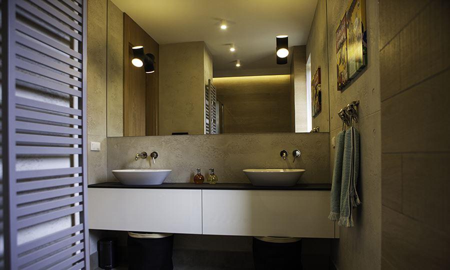 Wystrój Małej łazienki Dla Dwójki Maluchów Inspiracja