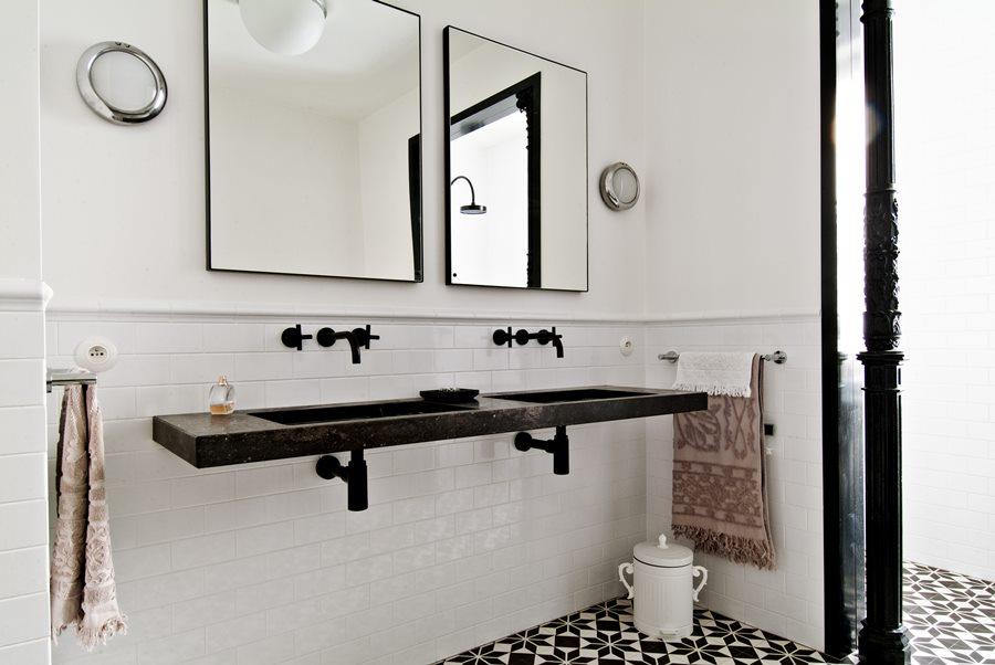łazienka W Eklektycznym Stylu Inspiracja Homesquare