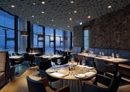 Ekskluzywna restauracja - wystrój restauracji
