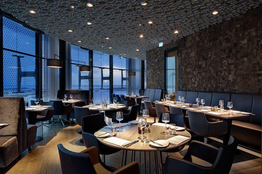 Ekskluzywna restauracja o nowoczesnym obliczu - Architektura, wnu0119trza ...