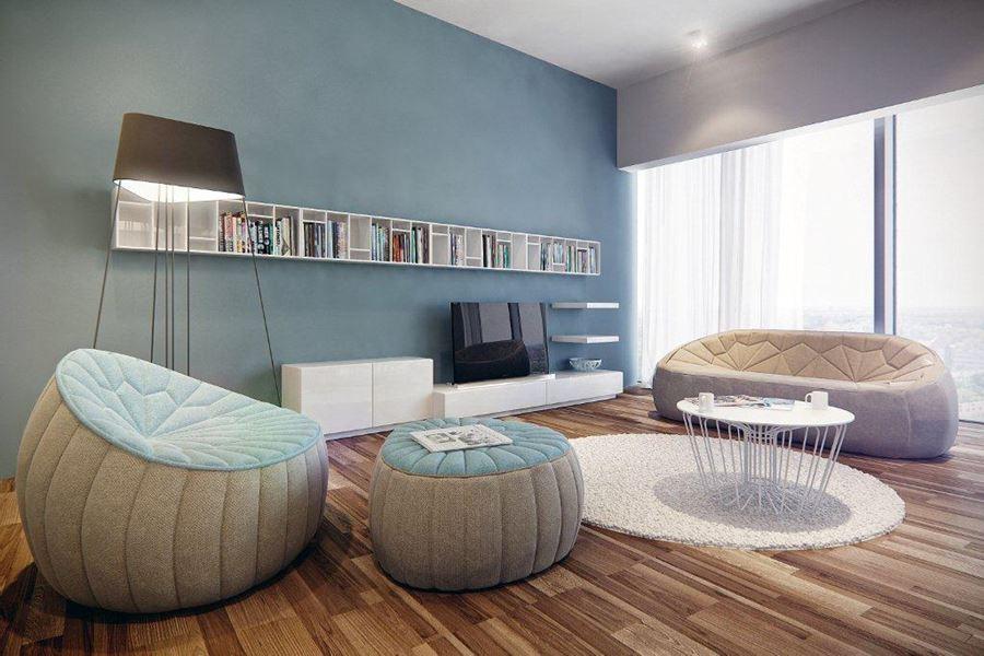 B kitny salon w nowoczesnym wydaniu architektura for 365 salon success