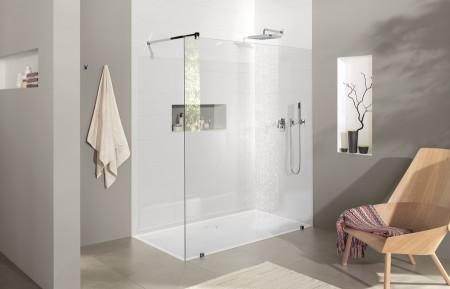 Fliesen bad glas