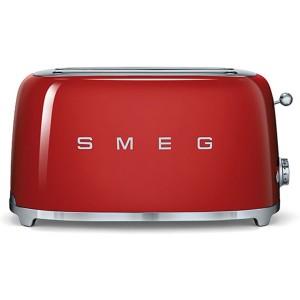 Tostery na 4 kromki SMEG TSF02RDEU styl retro lata 50