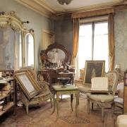 Wnętrze w stylu francuskim