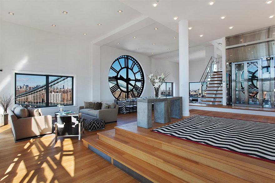 apartament Clock Tower 4