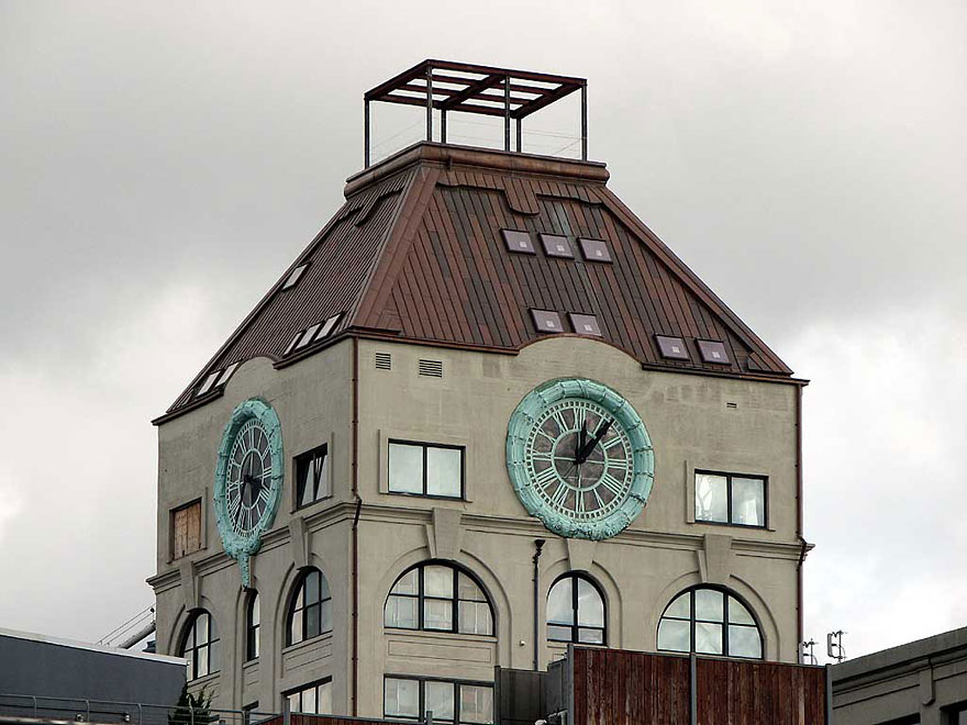apartament Clock Tower