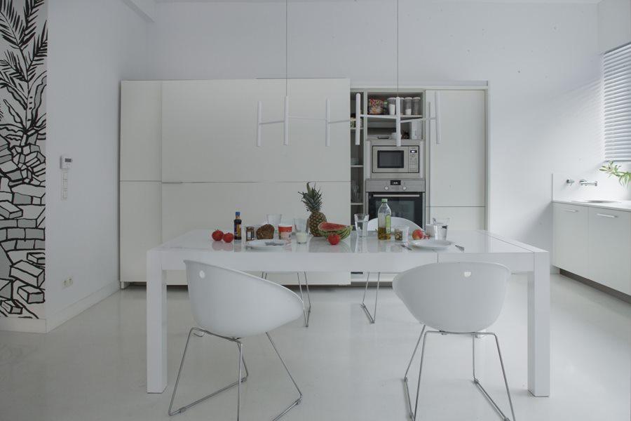 Biała Kuchnia W Stylu Nowoczesnym Inspiracja Homesquare