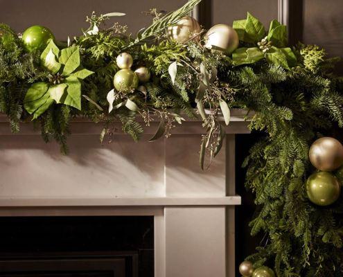 Pomysły na dekoracje świąteczne