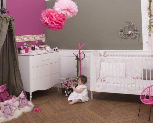 Pokoik dla niemowlaka