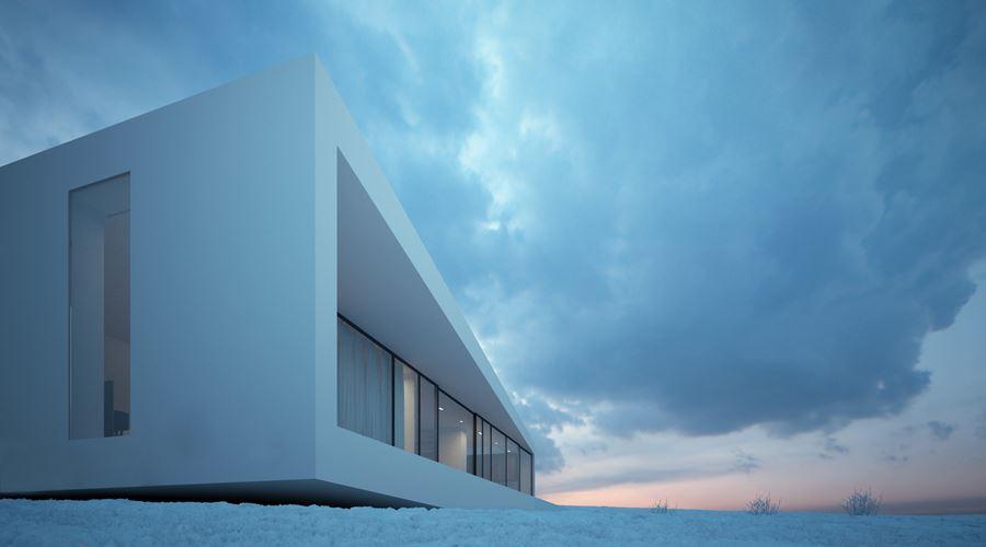 Reykjavik house