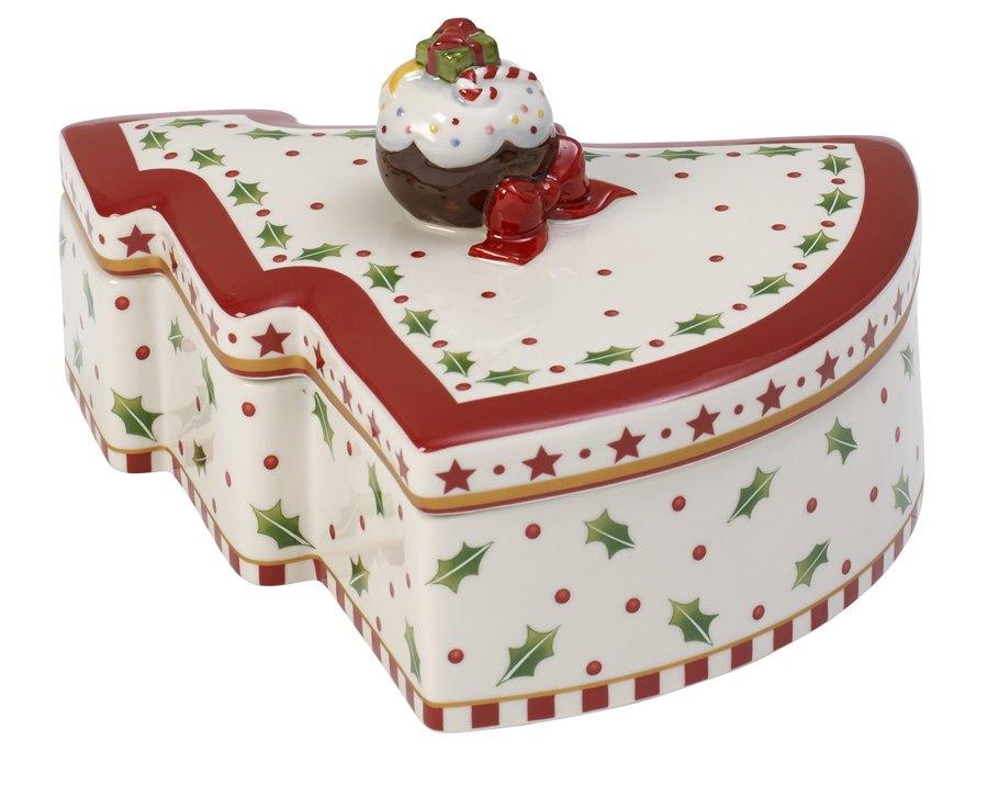 Bożonarodzeniowe ozdoby na stół