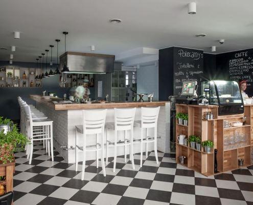 Bar przy kuchni