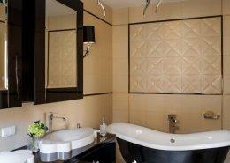 Luksusowa łazienka dla dwojga