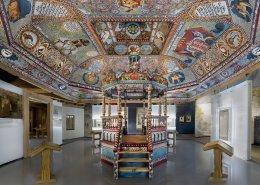 Aranżacja żydowskiego muezum