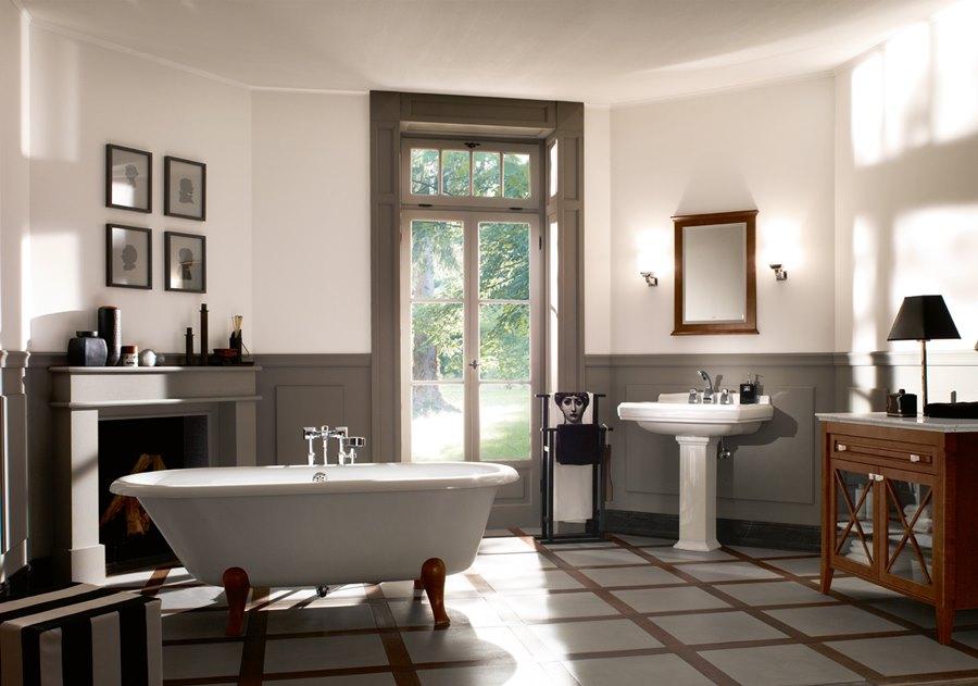 Francuski Styl W łazience Chic A La Française Artykuły