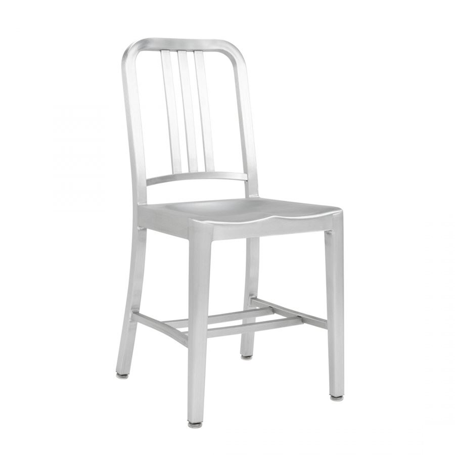 Navy chair Emeco szczotkowane
