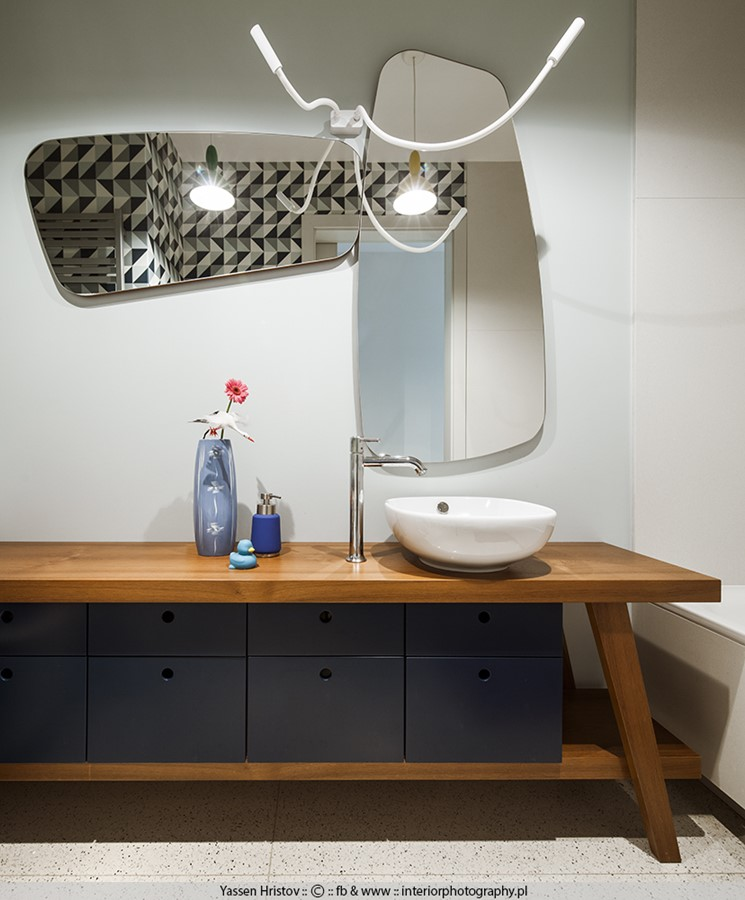 Ciekawe rozwiązania do łazienki
