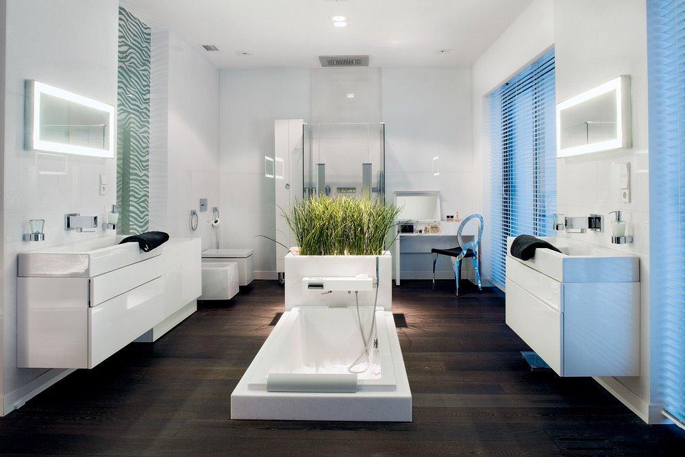 Pokój kąpielowy dla dwojga - pokoje kąpielowe