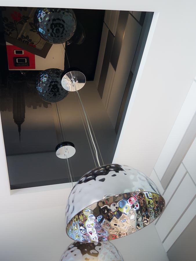 Oryginalne oświetlenie do jadalni