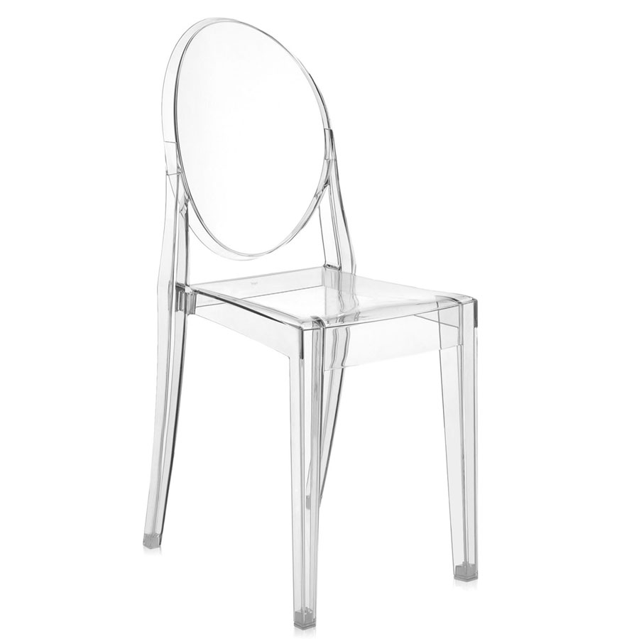 Victoria Ghost chair crystal