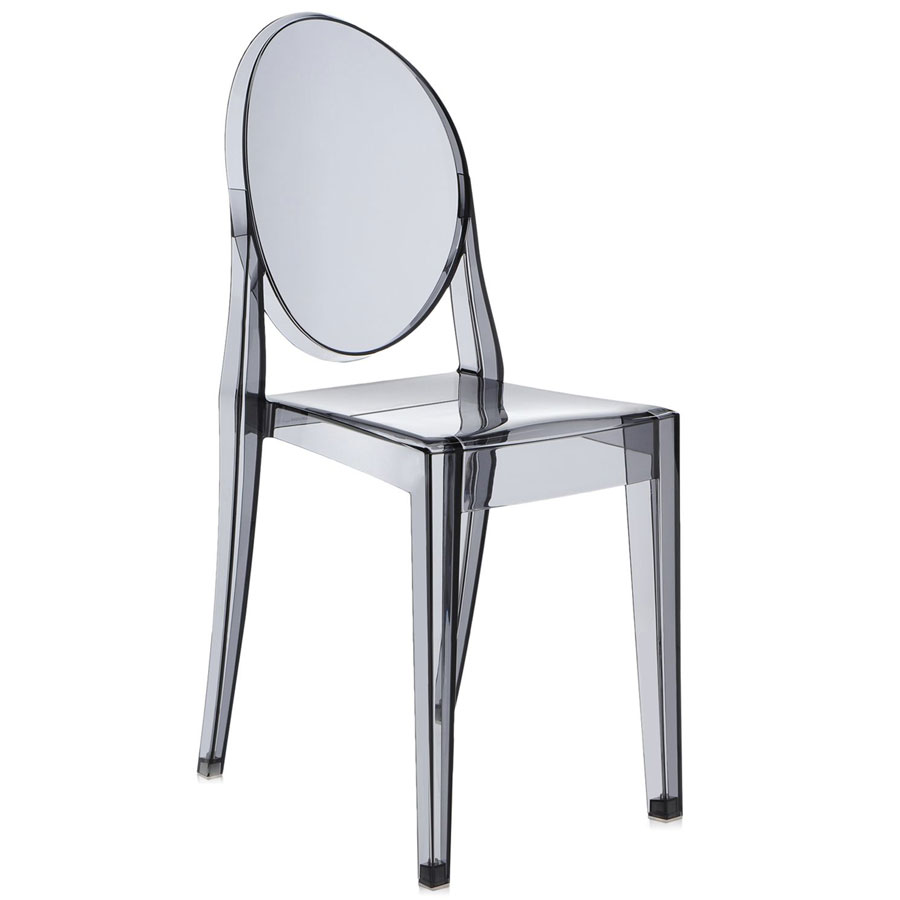 Victoria Ghost chair transparent fume
