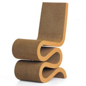 Wiggle Side Chair - Frank Gehry