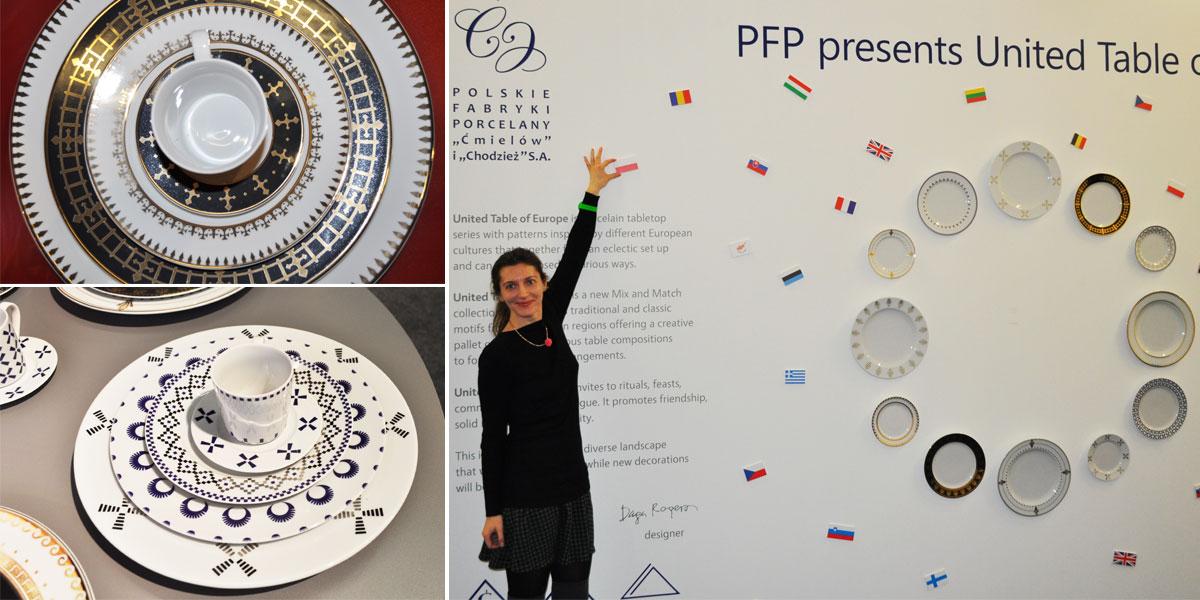 """Polskie Fabryki Porcelany """"Ćmielów"""" i """"Chodzież"""""""