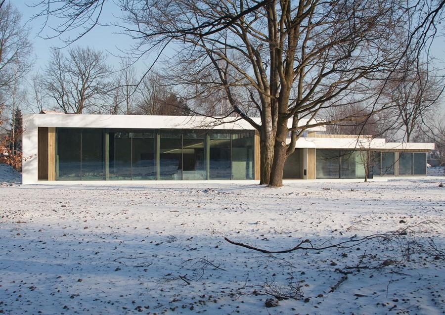 Modernistyczny styl domu