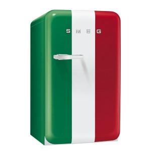 Minibar wolnostojący SMEG FAB10HRIT włoska flaga