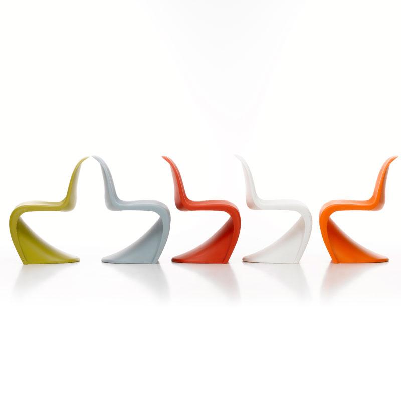 Seria krzeseł Panton Chair