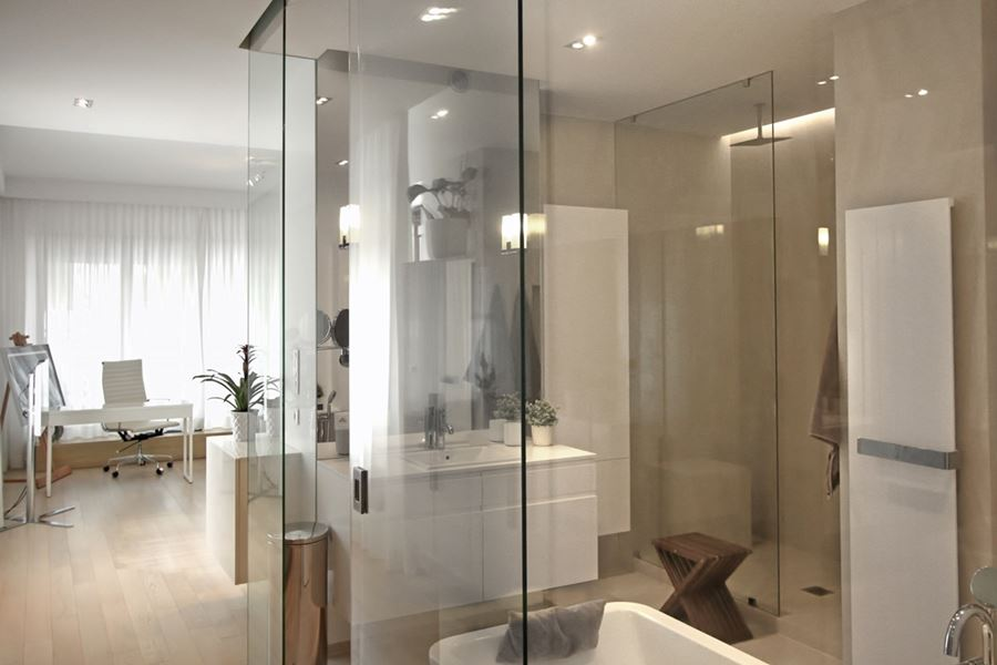 Zastosowanie szkła we wnętrzarstwie