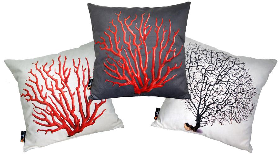 Mero Wings Coral poduszki dekoracyjne