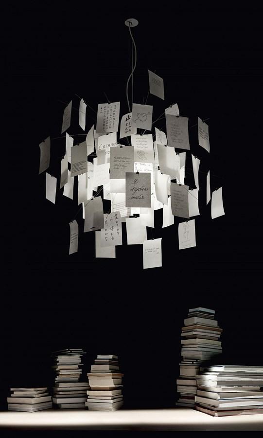 Kultowa lampa Ingo Maurer