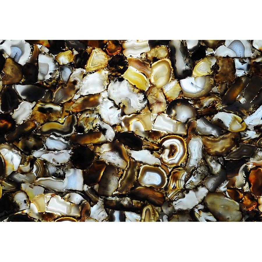 agate rubane with gold Maer Charme Gemaxum