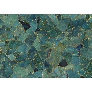 Zielony jaspis ze złotem Maer Charme