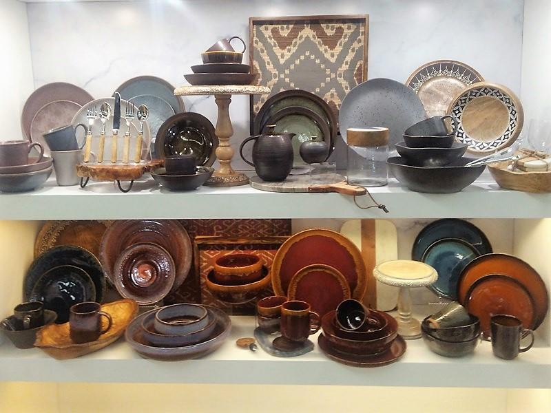 Naczynia ceramiczne z terakoty