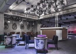 Le Scandale cocktail bar Szymon Tarnowski Division