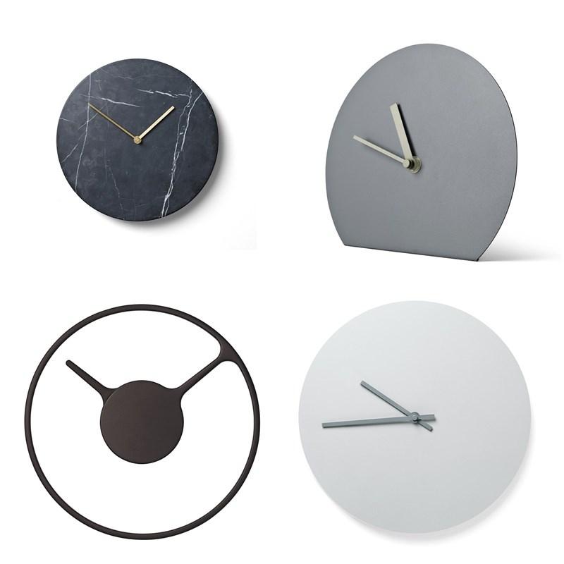 Zegary w stylu minimalistycznym