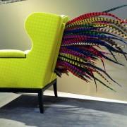 zjawiskowy fotel zaprezentowany podczas iSaloni 2015
