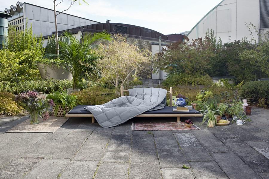 leżanka do ogrodu - idealna na letnią drzemkę