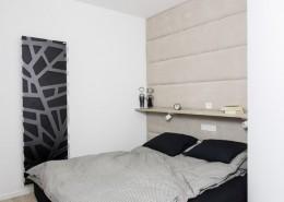 Aranżacja nowoczesnej sypialni w mieszkaniu