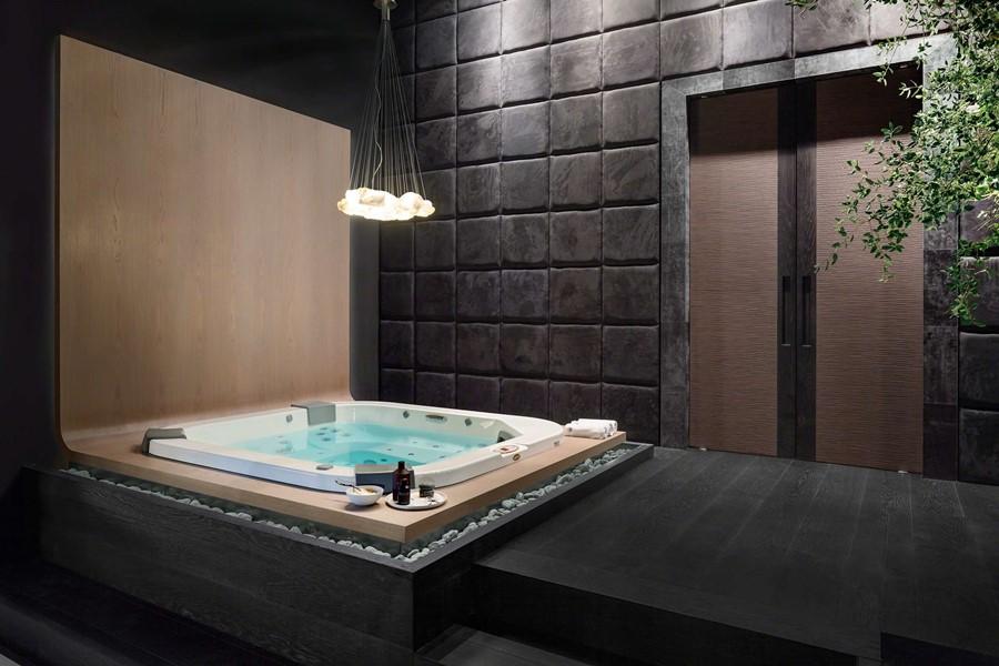 Domowy salon kąpielowy - relaks dla ciała, rozkosz dla zmysłów - Architektura, wnętrza ...