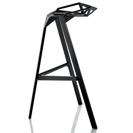 Hoker Chair One stool czarny Magis