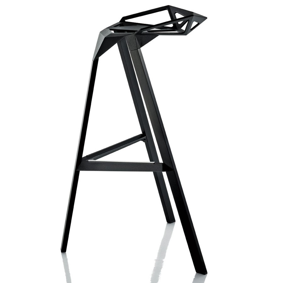 Hoker Chair One stool czarny Magis