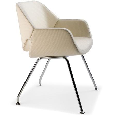 Designerskie krzesło Gap Artifort ecru